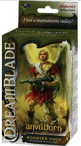 Dreamblade Collectible Miniatures Game Anvil Born Booster Pack