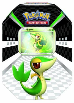 Pokemon 2011 Spring Snivy Tin
