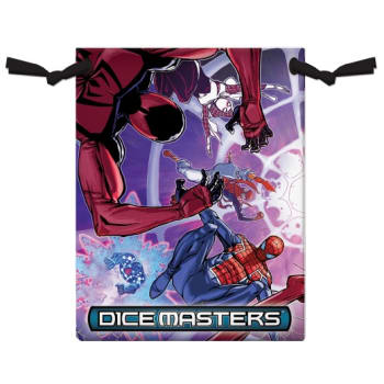 Marvel Dice Masters: Amazing Spiderman Dice Bag