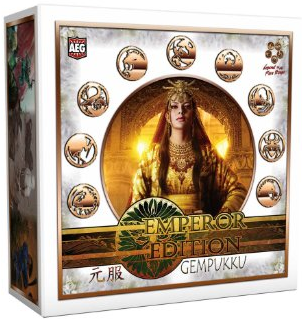 L5R Emperor Ed Gempukku Starter Display Box