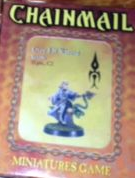 D&D Miniatures Chainmail Gray Elf Wizard Ravilla