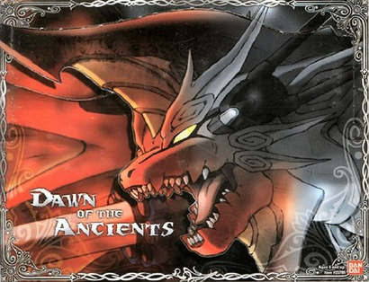 Battle Spirits TCG Dawn of Ancients Booster Box