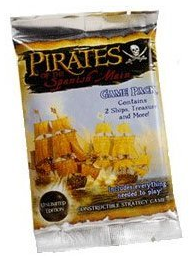 Pirates of the Spanish Main Lot of 9 Unlimited Ed English Booster Packs