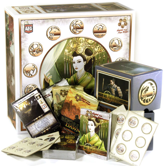 L5R Emperor Edition Starter Display Box