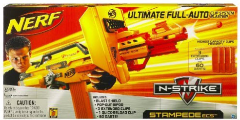 Nerf N Strike Stampede Ecs Blaster Hill S Wholesale Gaming