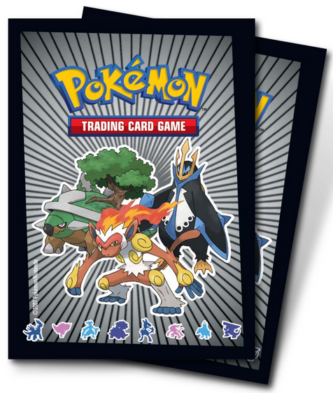 Ultra-Pro Pokemon 50ct Sleeves Pack