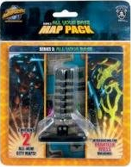 Monsterpocalypse Series 3 All Your Base Map  Pack