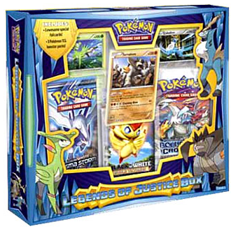 Pokemon Legends of Justice Box Set