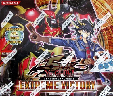 Yu-Gi-Oh! 5D's Extreme Victory Booster Box