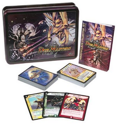 Duel Masters Clash Collector Tin