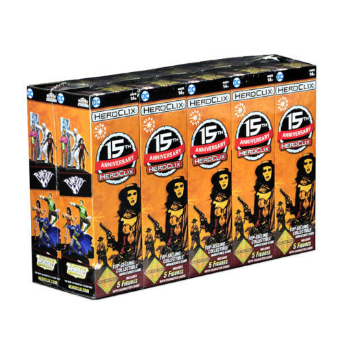 DC HeroClix Miniatures: 15th Anniversary Elseworlds Booster Brick
