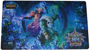 World of Warcraft TCG Throne of the Tides Playmat