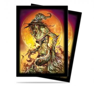 "Ultra Pro - Dark Side of Oz ""Wicked Witch of the West""  Deck Protector 50ct Sleeves 12-pack Display Box"