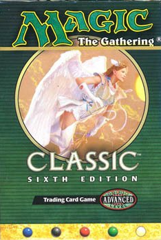 MTG Classic Sixth Edition Starter Deck