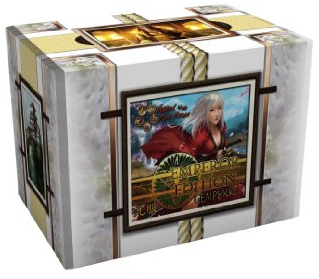 L5R Emperor Edition Gempuku Booster Box
