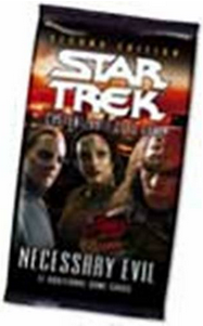 Star Trek 2nd Edition Necessary Evil Booster Pack