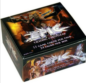 Epic Trading Card Game Booster Box
