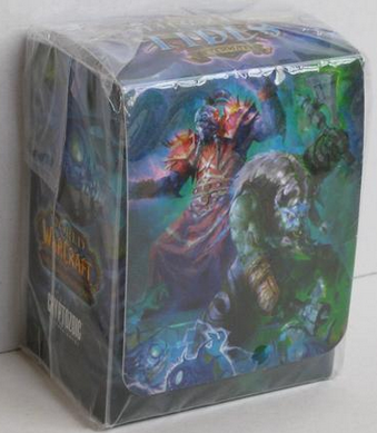 World of Warcraft TCG Throne of the Tides Deck Box