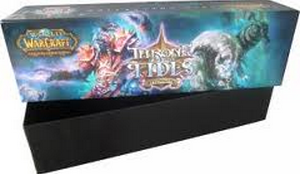 World of Warcraft TCG Throne of the Tides Deck Storage Box