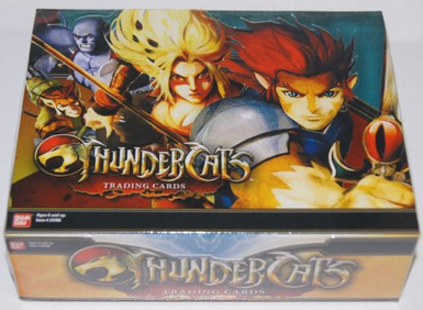 Thundercats TCG Booster Box