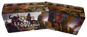 L5R Learn to Play Set Honor and Treachery Starter Deck