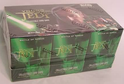 Young Jedi Battle of Naboo Starter Box