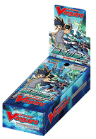 Cardfight!! Vanguard VGE-EB08 Champions of the Cosmos English Extra Booster Box