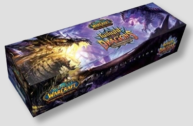 World of Warcraft TCG Twilight of the Dragon  Deck Storage Box