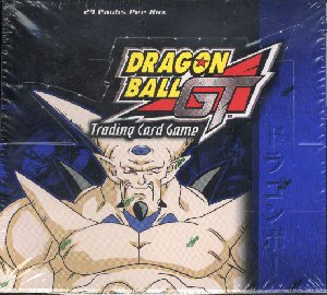 Dragonball GT Shadow Dragon Saga Booster Box