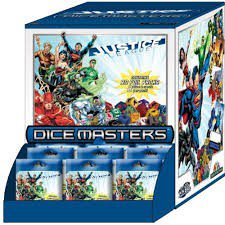 DC Dice Masters: Justice League Dice Building Game 90ct Counter-top Display