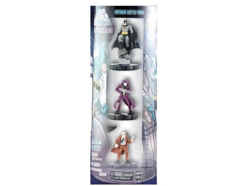 DC HeroClix Classics: Batman vs Joker Battle Pack