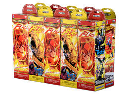 DC HeroClix Miniatures: The Flash 10ct Booster Brick