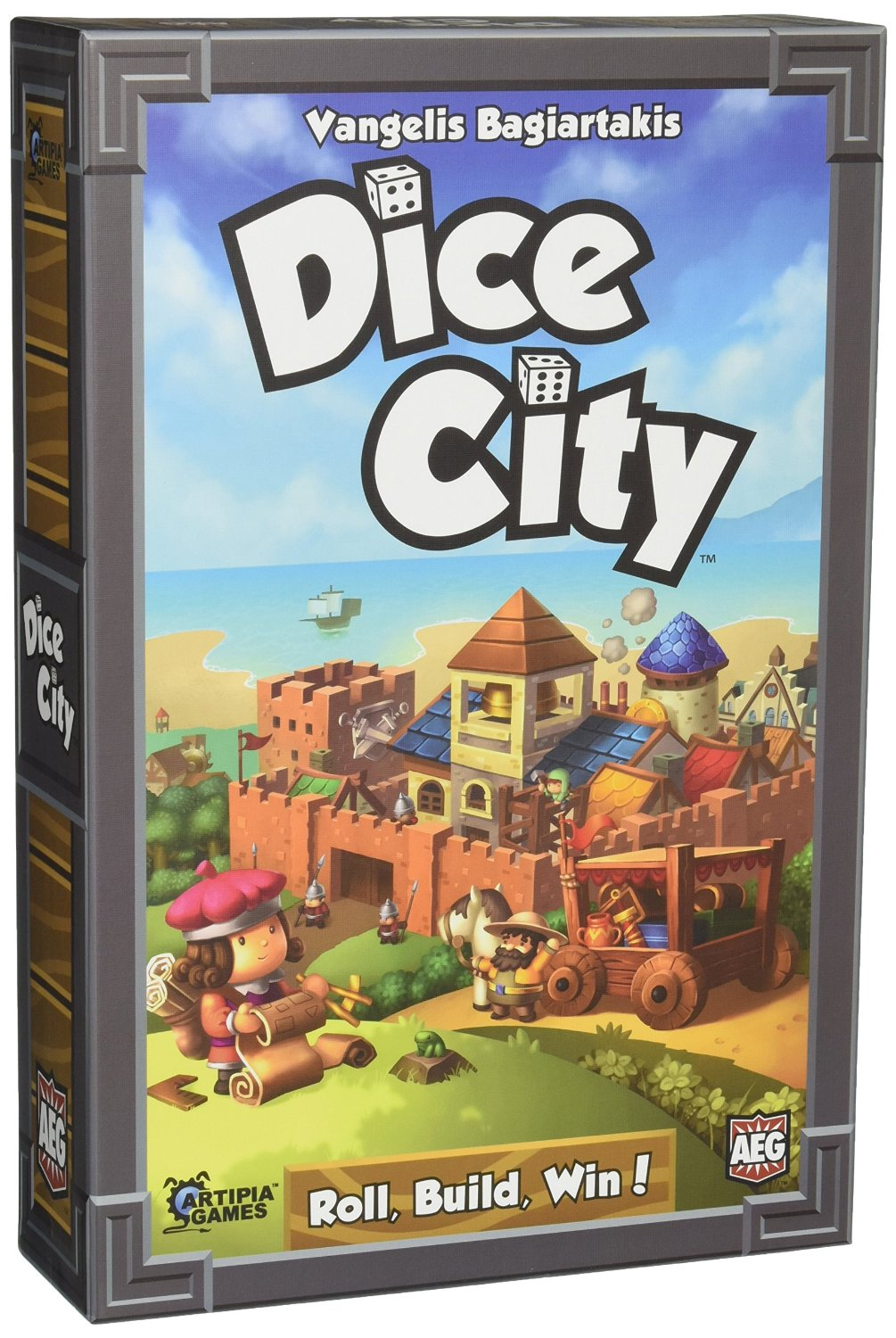 Dice City Game