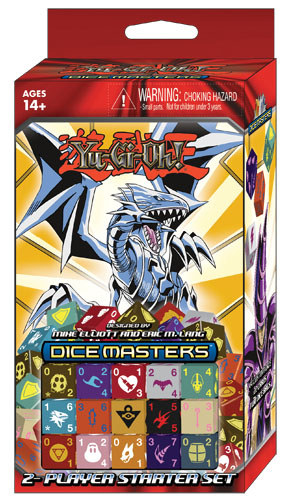 Yugioh Dice Masters: Series 1 Dice Building Game Starter Set