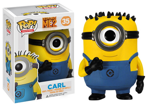 3370 POP Movies : Despicable Me - Carl VINYL