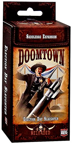 Doomtown Reloaded Election Day Slaughter Expansion Set