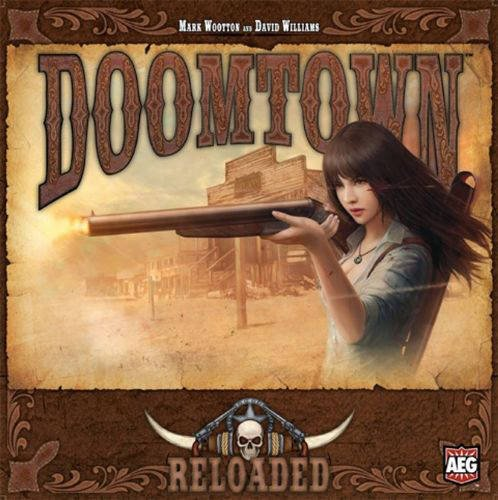 Doomtown Reloaded Base Game