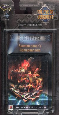 Eye of Judgment Biolith Rebellion Fire Crusader Deck
