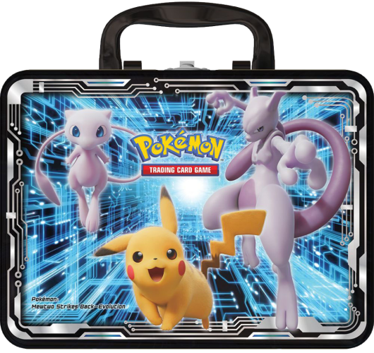 Pokemon Collector's Chest (Fall 2019 - Pikachu & Mewtwo)