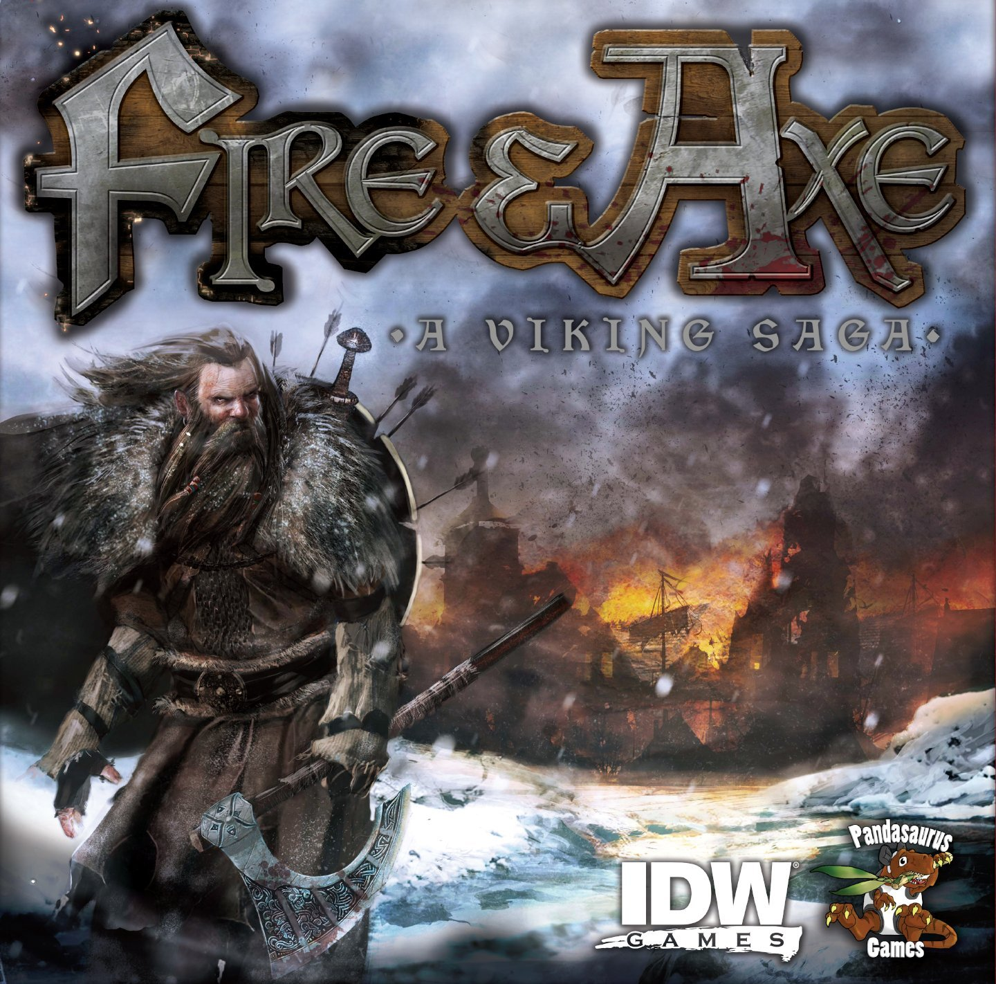 Fire & Axe: A Viking Saga Game