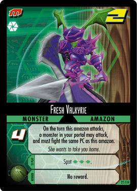 Dot Hack Fresh Valkyrie 2S114 Foil Card