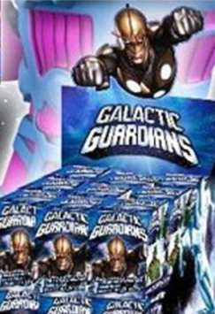 Marvel HeroClix Galactic Guardians 24 ct. Primer Product Display