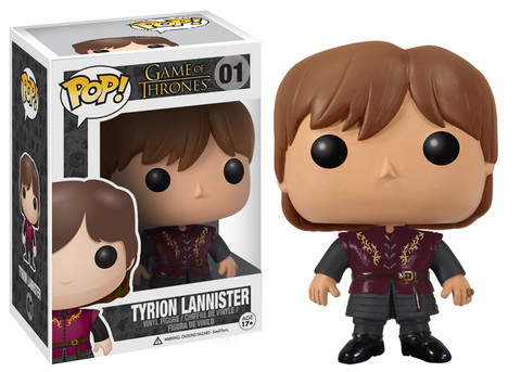 3014 POP GOT : Tyrion Lannister VINYL