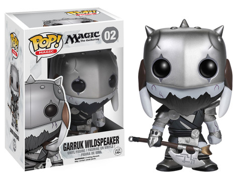 3850 POP Games: MTG - Garruk Wildspeaker