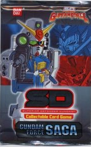 Gundam Force SD Booster Pack