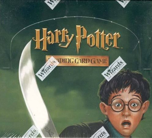 Harry Potter Chamber of Secrets Booster Box