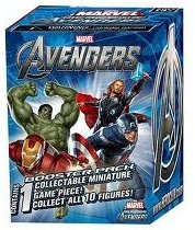 Marvel HeroClix Avengers Movie Lot of 24 Single Figure Packs