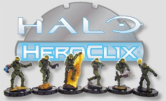 Halo HeroClix Miniatures: 10th Anniversary Booster Brick