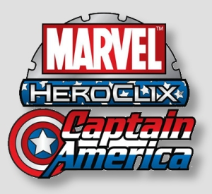 Marvel HeroClix Miniatures: Captain America 10ct Booster Brick