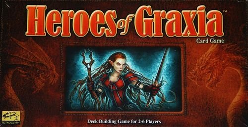 Heroes of Graxia Card Game